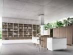 Cucina moderna, SNAIDERO, arredamento Italiano